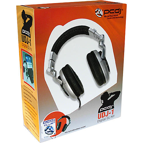 PCDJ UDJ-1 Digital DJ Kit-thumbnail