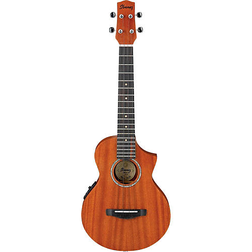 Ibanez UEWT5E Tenor Acoustic-Electric Ukulele-thumbnail