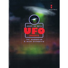 Amstel Music UFO Concerto (for Euphonium and Wind Orchestra) (Parts Only) Concert Band Level 5 by Johan de Meij
