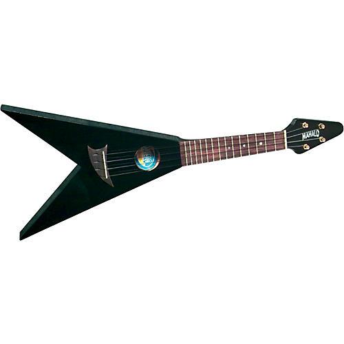 Mahalo UG-40 Vintage Guitar-Shaped Soprano Ukulele-thumbnail