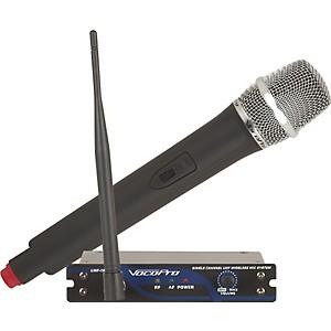 VocoPro UHF-18 Single Channel UHF Wireless Microphone System