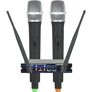 VocoPro UHF-28 Dual Channel Wireless System
