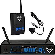 Nady UHF-3 Lavalier Wireless System