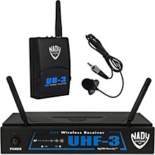 Nady UHF-3 Lavalier Wireless System