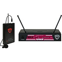Nady UHF-4 Lavalier Wireless System