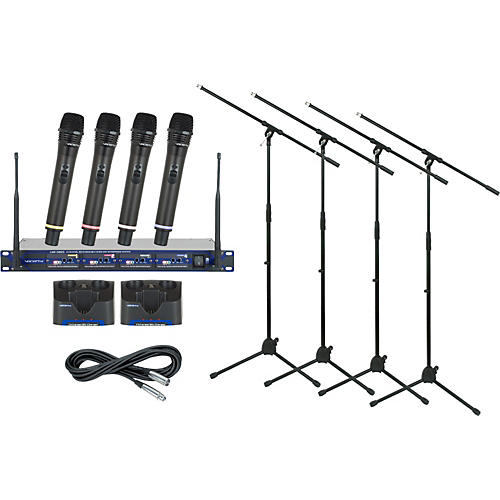 VocoPro UHF-5805 Rechargeable Wireless Package-thumbnail