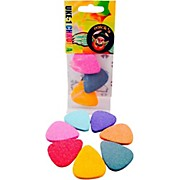 Mick's Picks UKE-1 Chroma Picks 3-Pack