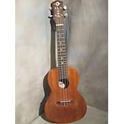 Luna Guitars UKE MO EL Ukulele