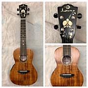 Luna Guitars UKE S ORC Ukulele