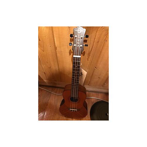 Luna Guitars UKE TAPA CDR Ukulele-thumbnail