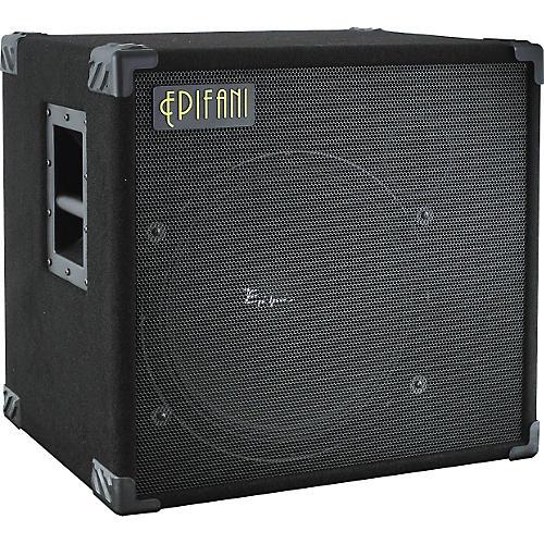 Epifani UL-115 Ultralight Club Collection Bass Speaker Cabinet-thumbnail