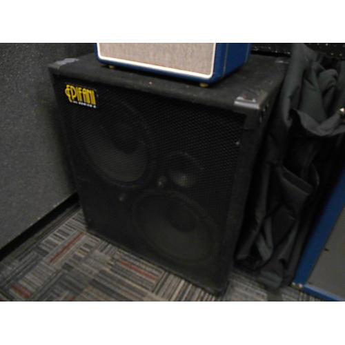Epifani UL2212 4Ohm 700W 2x12 Bass Cabinet