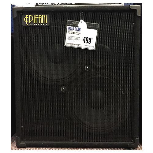 Epifani UL2212 4Ohm 700W 2x12 Bass Cabinet-thumbnail