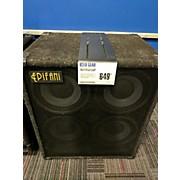 Epifani UL2410 4Ohm 1000W 4x10 Bass Cabinet