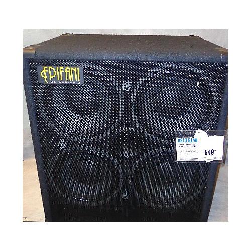 Epifani UL410 8ohm 1000 Watt Bass Cabinet-thumbnail