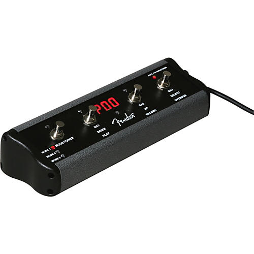 Fender ULT-4 4-Button Footswitch for G-Dec 30 and B-Dec 30-thumbnail
