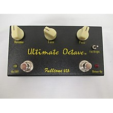 Fulltone ULTIMATE OCTAVE Effect Pedal