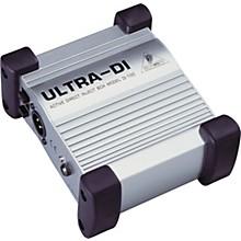 Behringer ULTRA-DI DI100 Direct Box Level 1