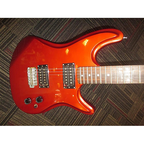 Ovation ULTRA GS Solid Body Electric Guitar Red