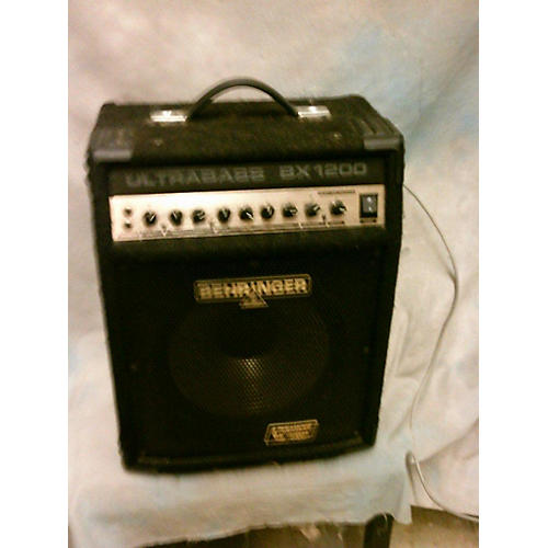 Behringer ULTRABASS BX1200 Bass Power Amp-thumbnail