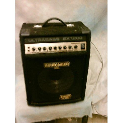 Behringer ULTRABASS BX1200 Bass Power Amp
