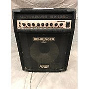 Behringer ULTRABASS BX1200 Tube Bass Combo Amp