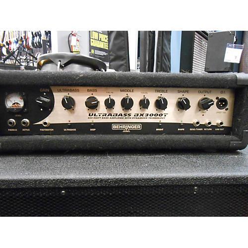 Behringer ULTRABASS BX3000T Bass Amp Head-thumbnail