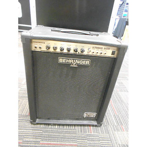 Behringer ULTRABASS BX600 Bass Combo Amp-thumbnail
