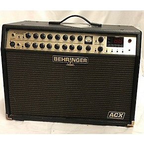 used behringer ultracoustic acx1000 acoustic guitar combo amp guitar center. Black Bedroom Furniture Sets. Home Design Ideas