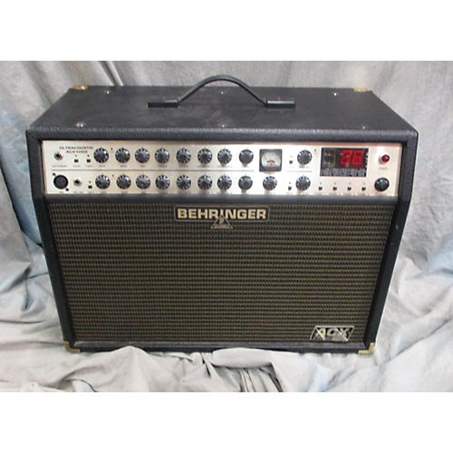 Behringer ULTRACOUSTIC ACX1000 Guitar Combo Amp-thumbnail
