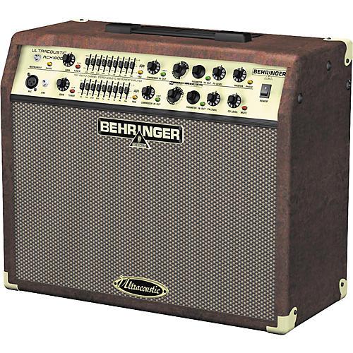 Behringer ULTRACOUSTIC ACX1800 Acoustic Guitar Amplifier