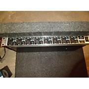 Behringer ULTRAGAIN ADA8000 Audio Converter