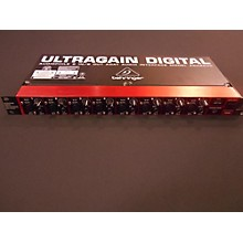 Behringer ULTRAGAIN ADA8200 Audio Interface