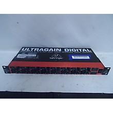 Behringer ULTRAGAIN ADA8200 Microphone Preamp
