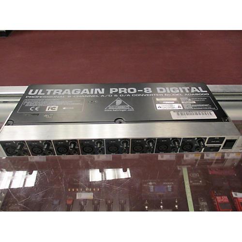 Behringer ULTRAGAIN PRO-8 ADA8000 Signal Processor-thumbnail