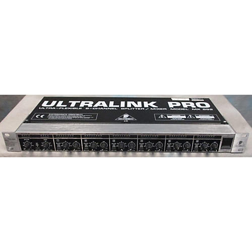 Behringer ULTRALINK PRO 882 Signal Processor-thumbnail