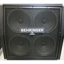 Behringer ULTRASTACK BG412H Guitar Cabinet