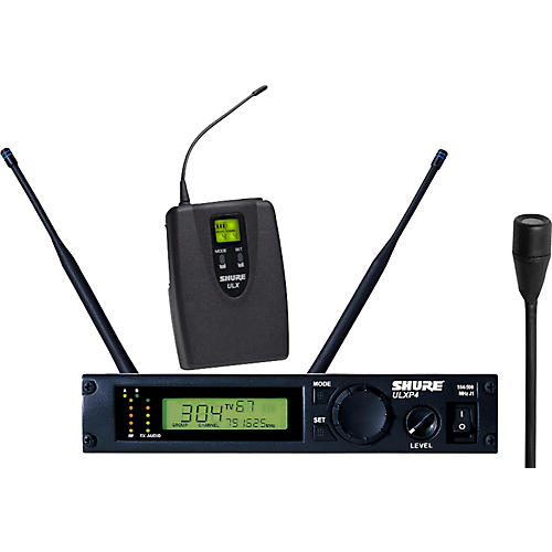 Shure ULXP14/50 Lapel Wireless System