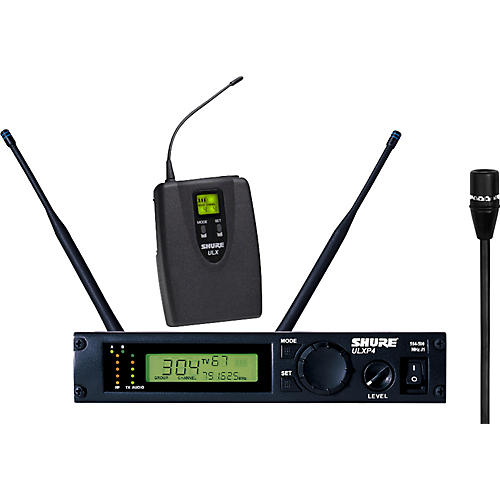 Shure ULXP14/51 Lavalier Wireless Microphone System