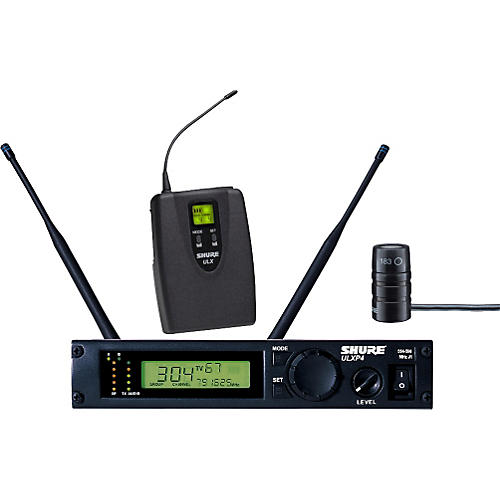 Shure ULXP14/83 Lavalier Wireless Microphone System-thumbnail