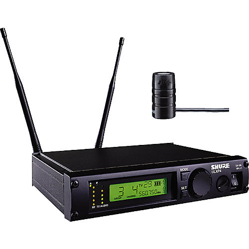 Shure ULXP14/84 Lavalier Wireless System-thumbnail