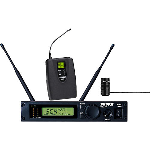 Shure ULXP14/85 Lavalier Wireless Microphone System-thumbnail