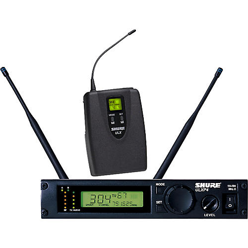 Shure ULXP14 Instrument Wireless System J1