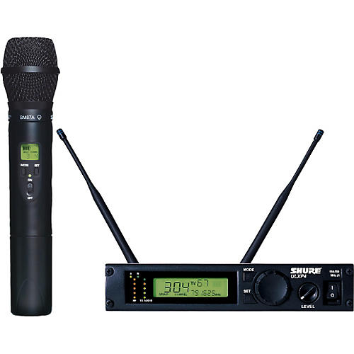 Shure ULXP24/87 Handheld Wireless Microphone System