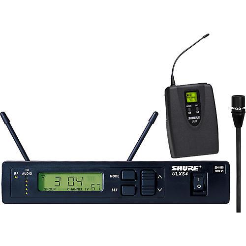 Shure ULXS14/51 Lavalier Wireless System-thumbnail