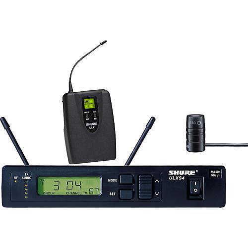 Shure ULXS14/83 Lavalier Wireless System