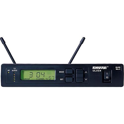 Shure ULXS4 Standard Wireless Receiver-thumbnail