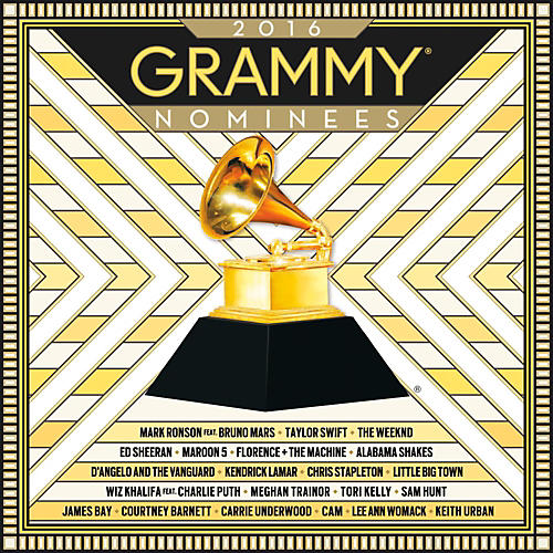 Universal Music Group UMD B002435602 2016 GRAMMY Nominees CD-thumbnail