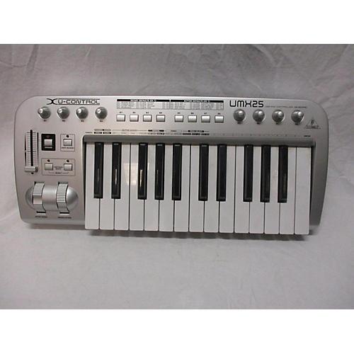 Behringer UMX25 25-Key USB MIDI Controller