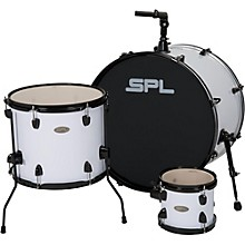 Sound Percussion Labs UNITY 3-Piece Add-On Shell Pack Level 1 White